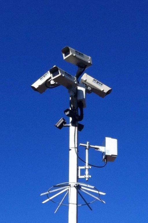 CCTV Warrington