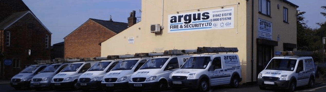 Welcome to Argus Fire & Security Ltd