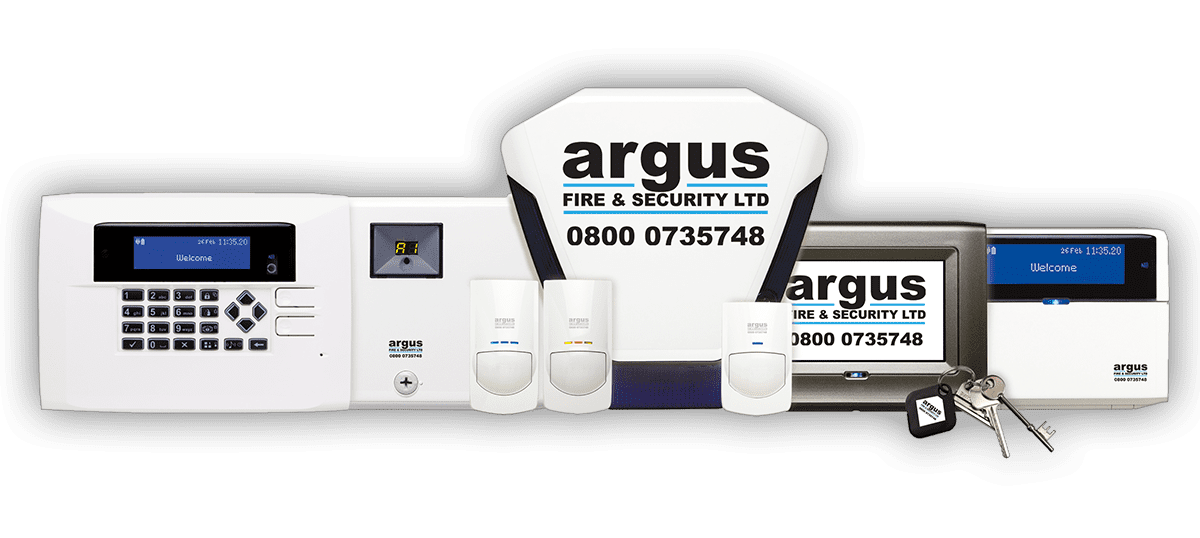 Burglar Alarms Warrington