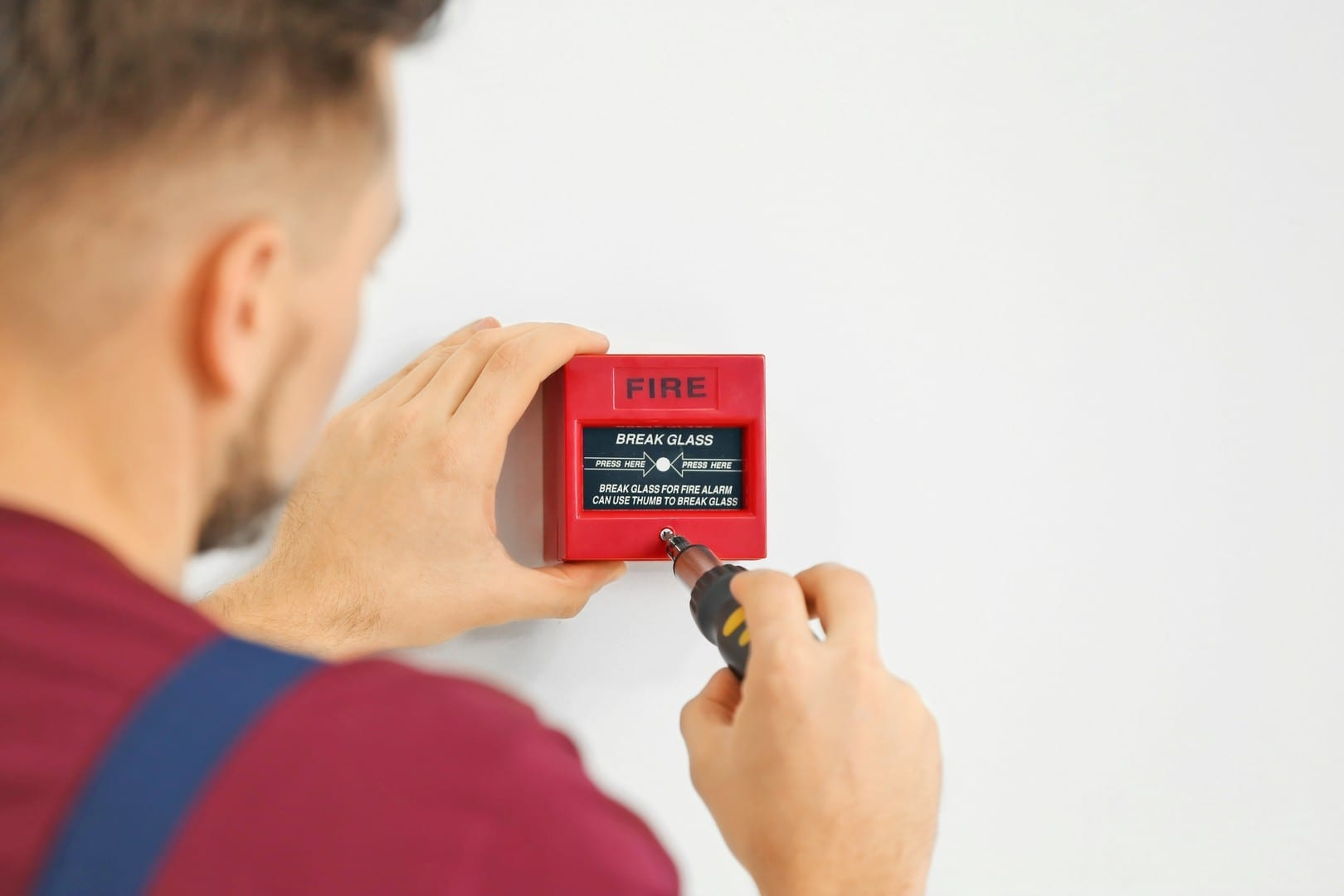 Fire Alarm Systems in Manchester