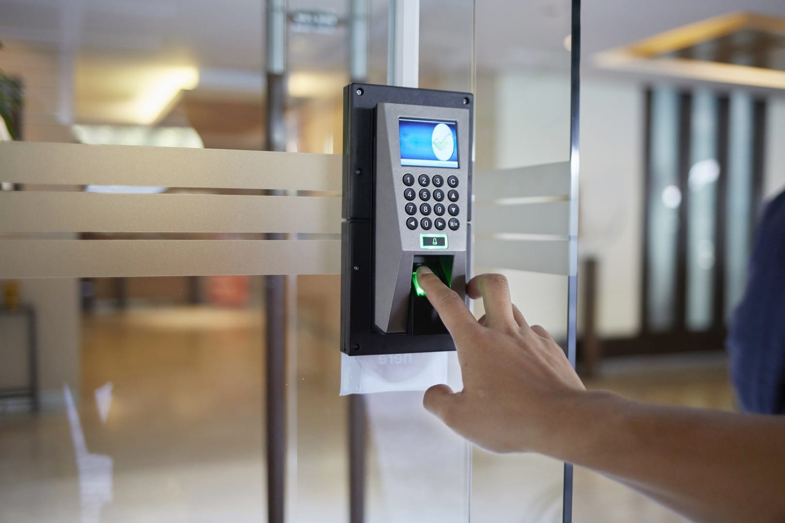 Access Control Installation Services in Wigan